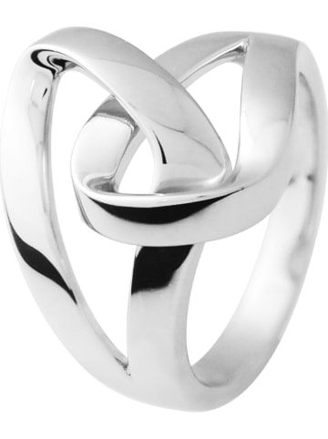 "Wishlist Zilveren ring ""Entrelacs"""