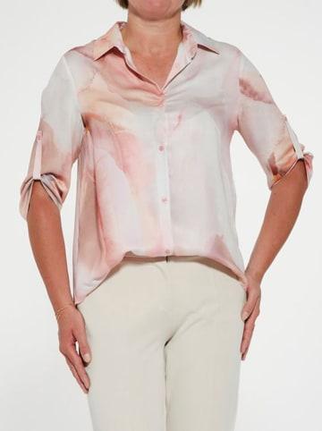 Olimpia Koszula w kolorze jasnoróżowym