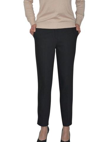 Olimpia Spodnie w kolorze czarnym
