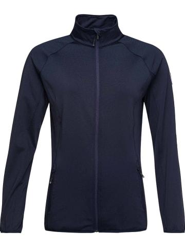 ROSSIGNOL Fleece vest donkerblauw