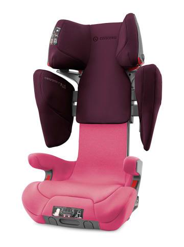 "Concord Kindersitz ""Transformer Xt Plus"" in Lila/ Pink - Gruppe 2/3"