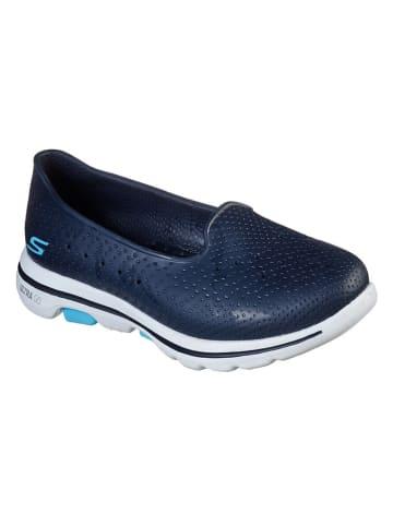 Skechers Instappers donkerblauw