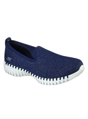 Skechers Instappers blauw