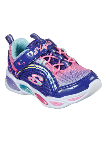 Skechers Sneakers in Lila/ Bunt