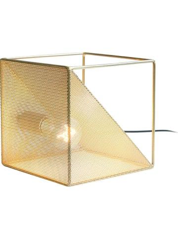 "RedCartel Tafellamp ""Prisma"" goudkleurig - (H)20 cm"