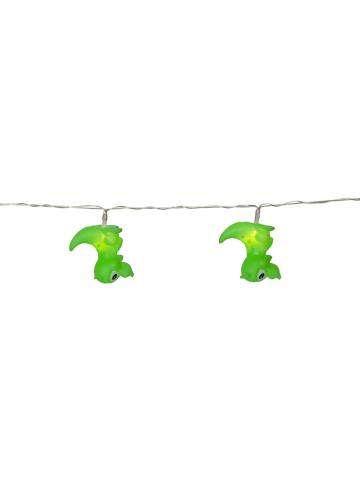 "Best Season Ledlichtketting ""Polly - Dinosaurus"" groen - (L)135 cm"