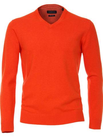 CASAMODA Sweter w kolorze czerwonym