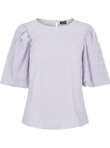 """Pieces Blouse """"Gale"""" paars"""