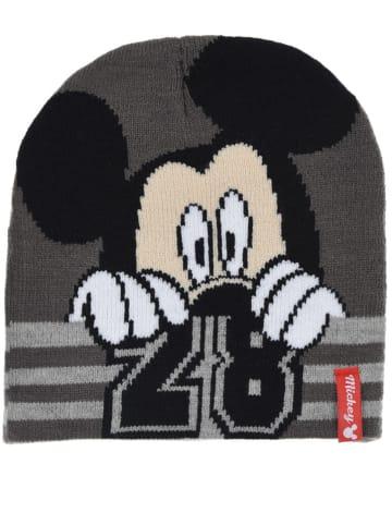 """Disney Mickey Mouse Czapka """"Mickey Mouse"""" w kolorze szarym"""