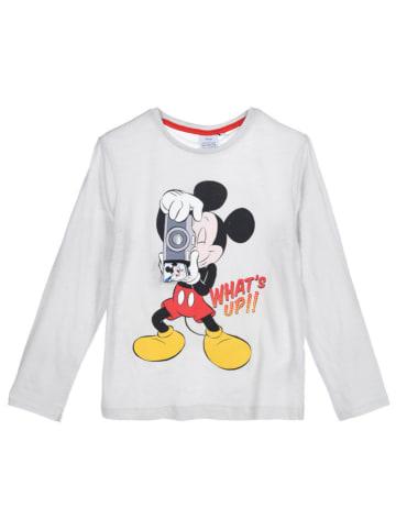 "Disney Mickey Mouse Longsleeve ""Mickey Mouse"" in Hellgrau"