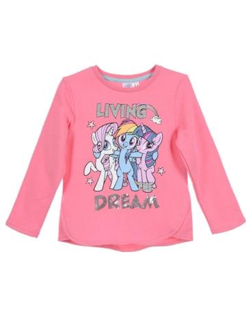 """My Little Pony Sweatshirt """"My Little Pony"""" in Pink"""