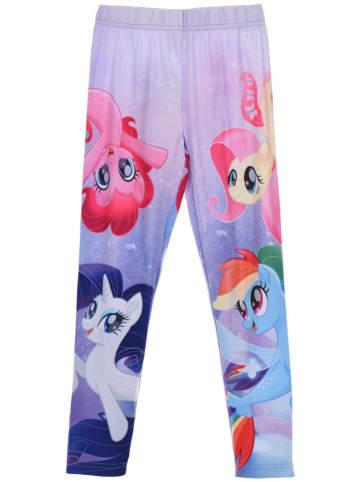"""My Little Pony Legginsy """"My Little Pony"""" w kolorze fioletowym ze wzorem"""