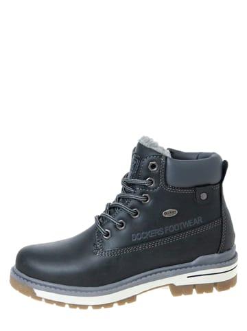 Dockers by Gerli Boots zwart