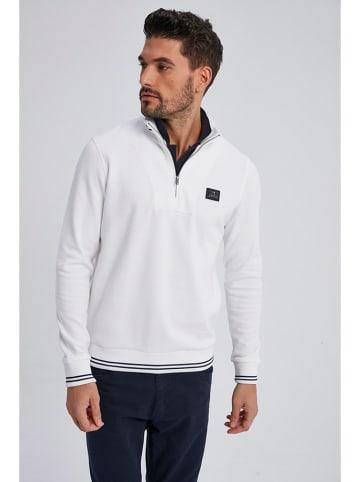 Auden Cavill Bluza w kolorze białym