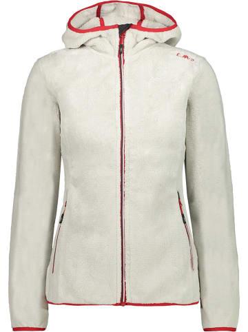 CMP Fleece vest wit