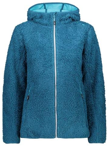 CMP Fleece vest blauw