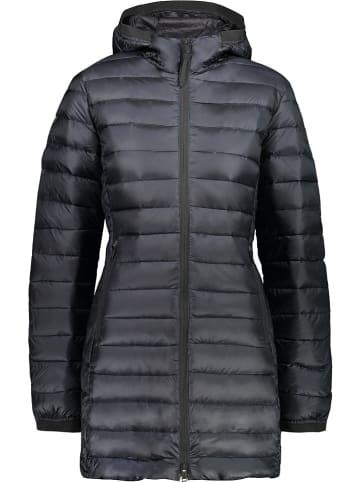 CMP Płaszcz puchowy w kolorze czarnym