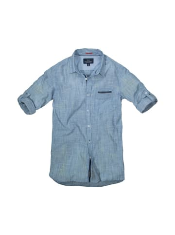 Scotfree Hemd in Hellblau