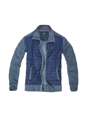 Scotfree Sweatvest donkerblauw