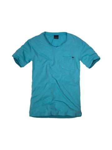 Scotfree Shirt in Türkis