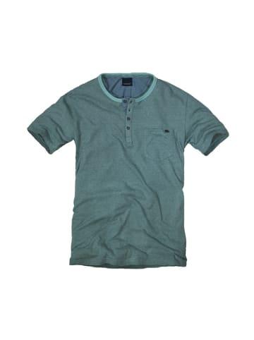 Scotfree Shirt lichtblauw/meerkleurig