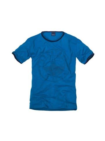 Scotfree Shirt in Blau