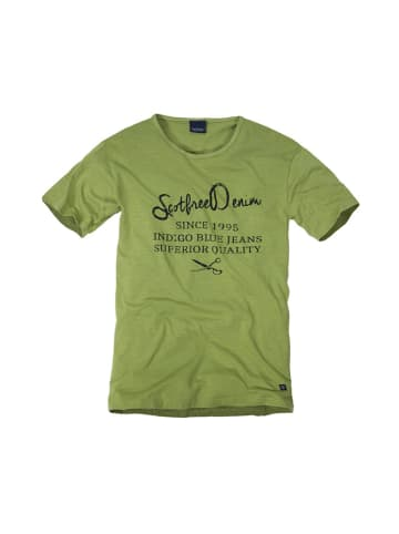 Scotfree Shirt olijfgroen