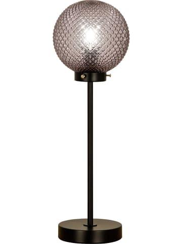 """Aneta Lampa stołowa LED """"Flory"""" w kolorze czarnym - wys. 48 cm"""