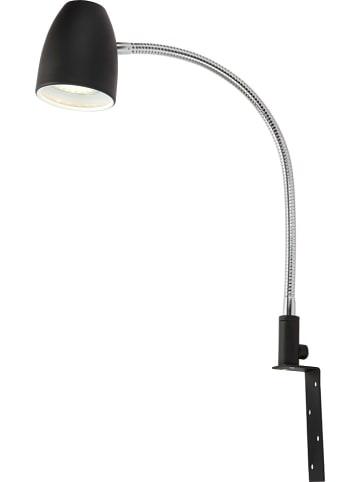 """Aneta Lampa ścienna """"Sandnes"""" w kolorze czarnym - 7 x 48 cm"""