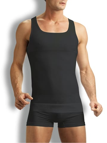 Controlbody Shape-onderhemd zwart