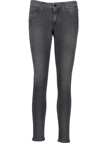 "Replay Jeans ""New Luz"" - Skinny fit - in Dunkelgrau"