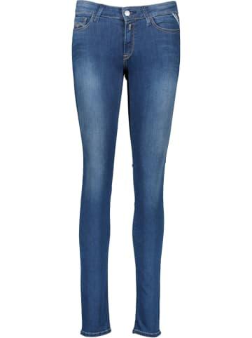 "Replay Jeans ""New Luz"" - Skinny fit - in Blau"