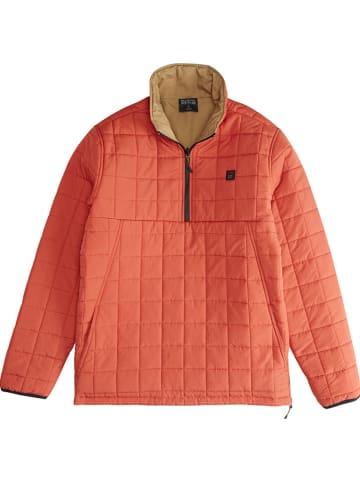 """Billabong Dwustronna kurtka przejściowa """"Boundary"""" w kolorze pomarańczowo-beżowym"""