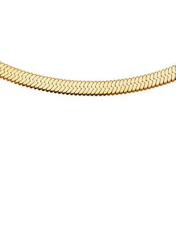 Steel_Art Vergulde ketting - (L)45 cm