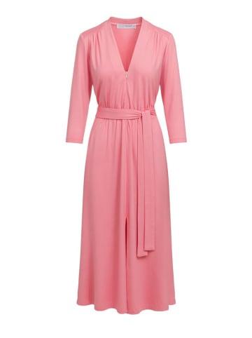 """Risk made in warsaw Sukienka """"Liberty"""" w kolorze jasnoróżowym"""