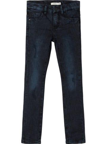 "Name it Jeans ""Pete"" - Skinny fit - in Dunkelblau"