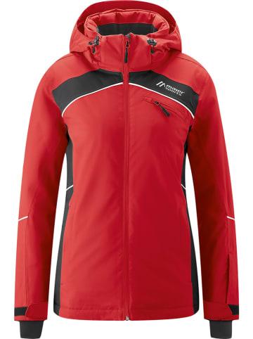 "Maier Sports Ski-/ Snowboardjacke ""Romy"" in Rot"