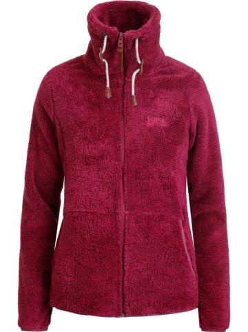 "Icepeak Fleece vest ""Colony"" rood"