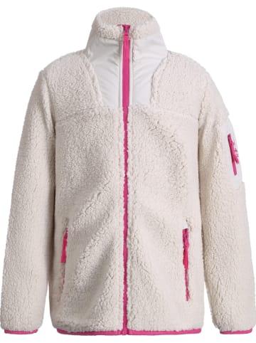 "Icepeak Fleece vest ""Kennebec"" wit"