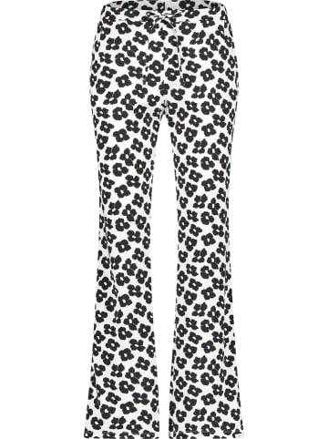 PENN&INK N.Y Broek - comfort fit - zwart/wit