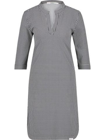 PENN&INK N.Y Kleid in Schwarz/ Weiß