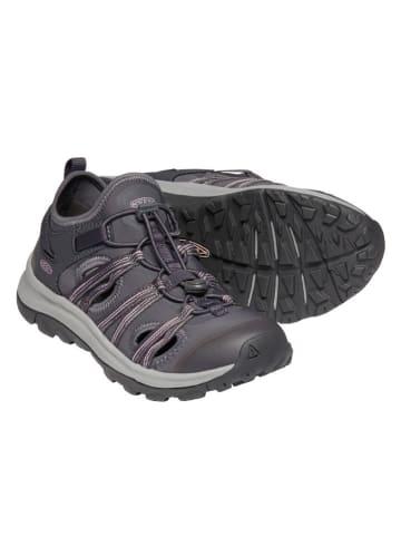 """Keen Sneakers """"Terradora II ATS"""" in Grau"""