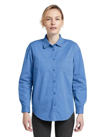 Tom Tailor Blouse - loose fit - blauw