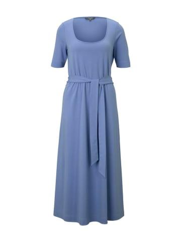 Tom Tailor Kleid in Hellblau
