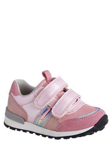 Vertbaudet Sneakers lichtroze