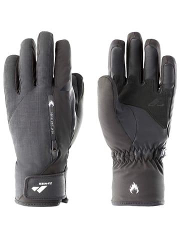 """Zanier Damskie rękawice narciarskie """"Serfaus STX"""" w kolorze czarnym"""