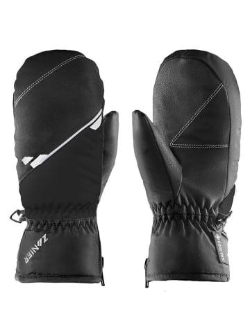"Zanier Uniseks-ski-/snowboardwanten ""Rauris GTX"" zwart"
