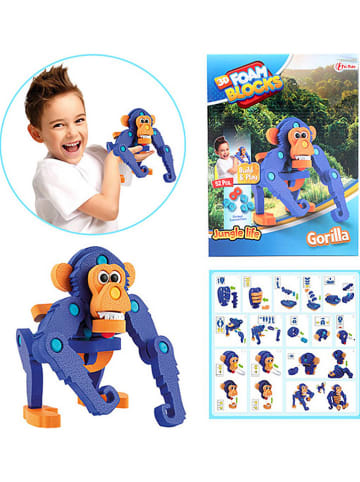 Toi-Toys 52-częściowe puzzle 3D