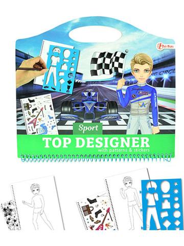 """Toi-Toys Szkicownik  """"Top Designer - Sport"""""""
