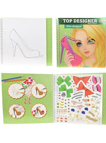 """Toi-Toys Szkicownik  """"Top Designer - Shoes"""""""